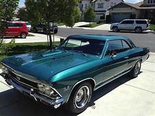 1966 Chevelle SS 396 S Matching For Sale  Chevrolet