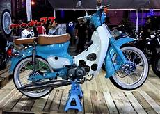 Striping C70 Modif by 80 Modifikasi Scoopy Elegan Kumpulan Modifikasi Motor