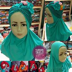 Jilbab Anak Turban Triflo Sentral Grosir Jilbab I