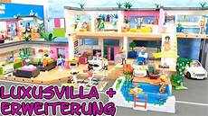 Playmobil Ausmalbilder Citylife Playmobil Riesige Luxusvilla Komplett Mit Erweiterung