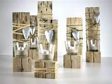 dekorieren mit holz teelicht deko aus alten paletten palettenholz dekor und