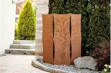 Garten Paravent Metall - garten im quadrat metall