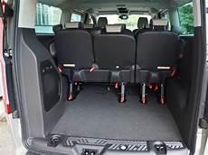 Ford Tourneo Custom Testbericht Auto Motor At