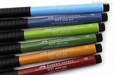 Faber Castell Malvorlagen B Faber Castell Pitt Artist Pen B Brush India Ink