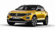 Volkswagen T Roc Revealed Vw S Qashqai Crossover Arrives