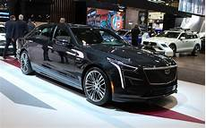 cadillac ct6 2020 2019 cadillac ct6 v and 2020 cadillac xt6 unveiled in