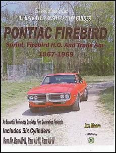 free online auto service manuals 1969 pontiac firebird seat position control trans am and firebird restoration manual 1967 1968 1969 pontiac guide book ebay