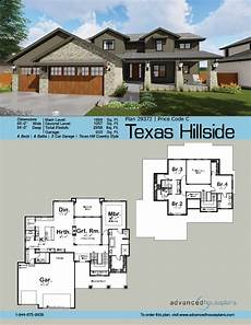 texas tuscan house plans 1 5 story craftsman plan texas hillside tuscan house