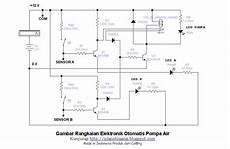 Gambar Pcb Gambar Rangkaian Otomatis Pompa Air Elektronika