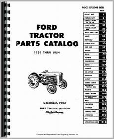 9n ford tractor brake diagram ford 9n tractor parts manual