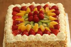 Fresh Fruit And Gateau Cakes Desserts And More