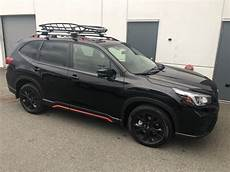subaru 2019 build just picked up our new 2019 forester sport let the build