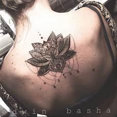 tatto fiori di loto tatuaggio fiore di loto mandala fiore by edwin