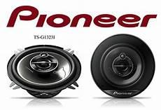 haut parleur 3 voies haut parleur pioneer ts g1323i 2 haut parleurs