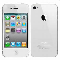 Apple Iphone 4 16gb Used Phone For Verizon Wireless White