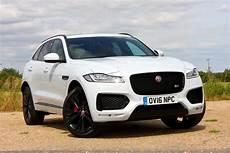 Jaguar F Pace S - jaguar f pace review parkers
