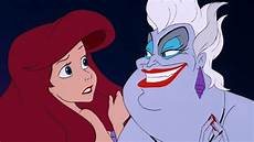 ursula and ariel writing 20 thoughts i had when the mermaid 20
