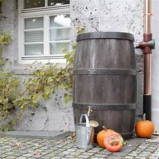 Regenfass 500 Liter - regentonne regenfass burgund 500 liter braun