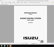 car repair manuals online free 2006 isuzu i 280 head up display isuzu n series 4jh1 common rail engine control system workshop manual auto repair manual forum