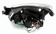 corsa d scheinwerfer scheinwerfer mit led f 252 r opel corsa d in schwarz ad tuning