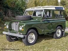 land rover serie 3 land rover 88 series iii station wagon