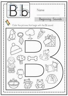 letter b worksheet for kindergarten 23447 free printable letter b worksheets for kindergarten preschool