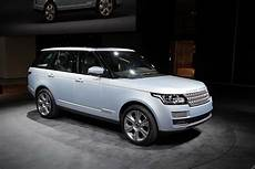 Range Rover Diesel Hybrid Coming To U S Eventually