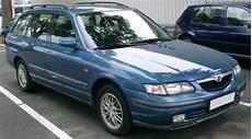 Mazda 626 Kombi - mazda releases mazda 626 station wagon