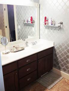 bathroom makeover and reveal entirely eventful day