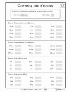 units of measurement worksheets 4th grade 1974 16 best images of measurement conversion worksheets 5th grade measurement conversion