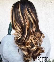 highlights on dark brown chunky streaks lowlights 3 pinterest dark brown dark and brown