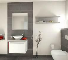 Badewanne Im Wohnzimmer - badezimmer grauer boden wei 223 e wand wohnzimmer