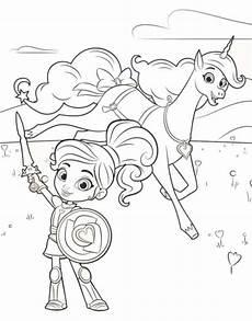Ausmalbilder Prinzessin Nella Ausmalbilder Nella The Princess Zum Ausdrucken