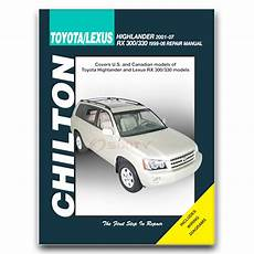 book repair manual 2010 lexus is auto manual lexus rx300 chilton repair manual base shop service garage book ih ebay
