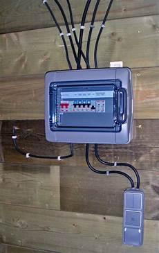 tableau electrique pour garage tableau electrique 380v 220v monde de l 233 lectronique et