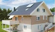 Hausbau Am Hang - einfamilienhaus bauen mit danhaus ein traum