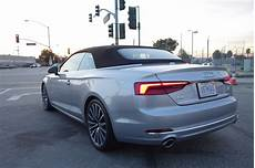 Three Things We About The 2018 Audi A5 Cabriolet 2 0t