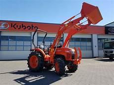 traktor allrad frontlader kubota l1361 allrad frontlader traktor 57462 olpe