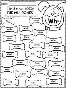 consonant digraphs worksheets wh digraphs worksheets and activities