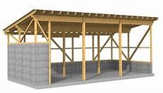 werkplanung einer landwirtschaftlichen maschinenhalle