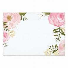 flower card design template modern vintage pink floral wedding blank card zazzle