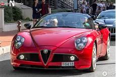 Alfa Romeo 8c Spider 13 January 2017 Autogespot