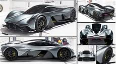 Aston Martin Am Rb 001 Concept 2016 Pictures