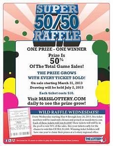 Raffle Ticket Fundraiser Flyer Poster 50 50 Raffle Flyer Template 50 50 Raffle Raffle Tickets