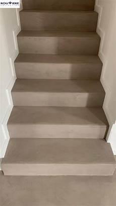 Modernisez Vos Escaliers Avec Un Rev 234 Tement Enduit B 233 Ton