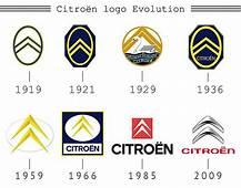 Citro&235n Logo Evolution 1919  2009 Car Logos Pinterest