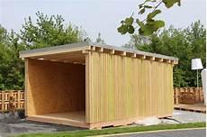 Fertiggaragen Aus Holz - garagenmanufaktur die garagen