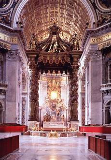 bernini baldacchino bs and bees the story the baldacchino in st
