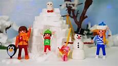 Playmobil Ausmalbild Weihnachten Playmobil Weihnachten Winter Iglu Kinderfilm Geschichte