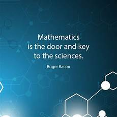 Quotes Pictures by Inspirational Math Quote Quot Mathematics Is The Door And Key